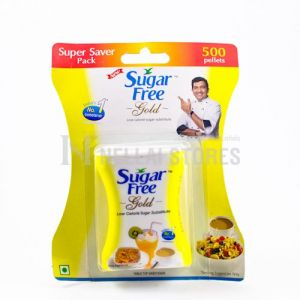 Sugar Free Gold 500 pcs