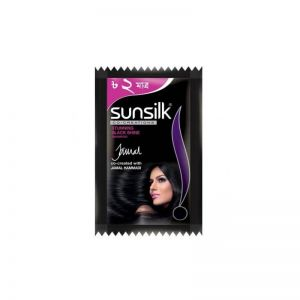 Sunsilk Black Shine Rs.1 Sachet ( Pack Of 16)