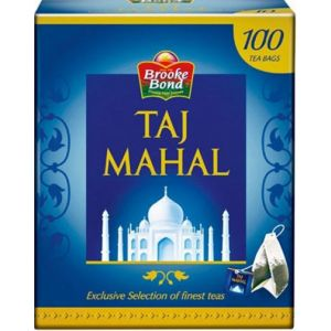 Taj Mahal Tea Bag - 100pcs