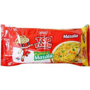 Top Ramen Masala Noodles 280gm