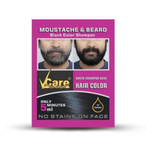 VCare Moustache and Beard 5ml