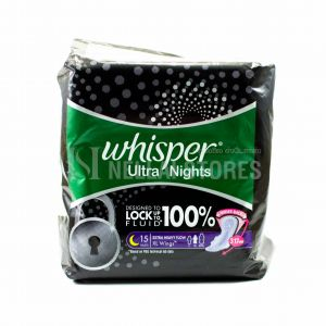 Whisper Ultra Nights XL +317mm - 15 pads