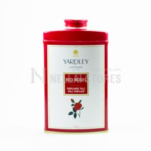 Yardley Red Roses Talc 100gm