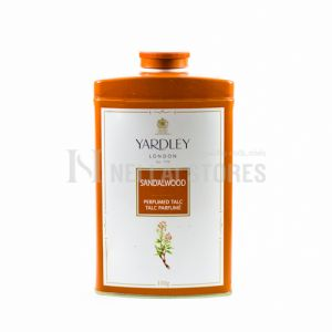 Yardley Sandalwood Talc 100gm
