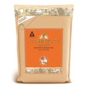 Aashirvaad Select Atta 1 Kg Pouch