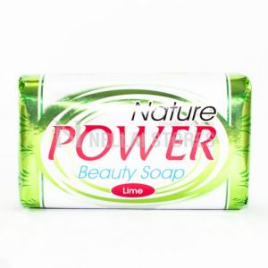 Nature Power Soap 125g - Lime