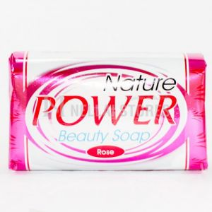 Nature Power Soap 125g - Rose