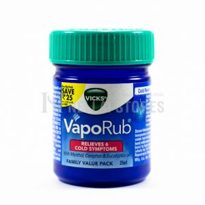Vicks Vaporub 25gm